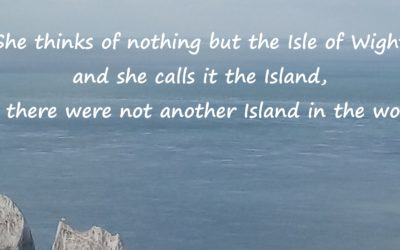 #TravelBold Isle of Wight – Mary Grand