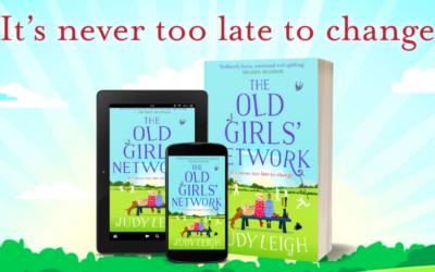 Infiltrating The Old Girls' Network – Judy Leigh