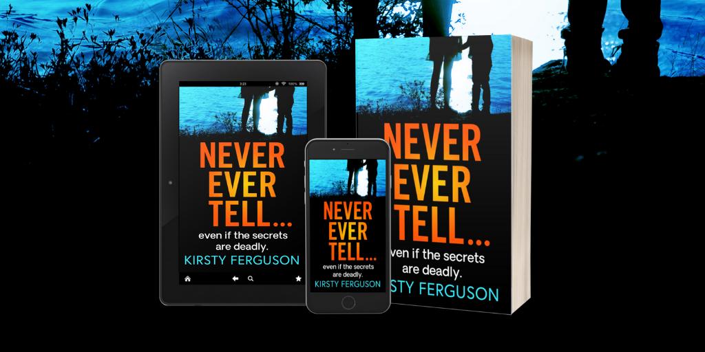 Writing Damaged Characters – Kirsty Ferguson