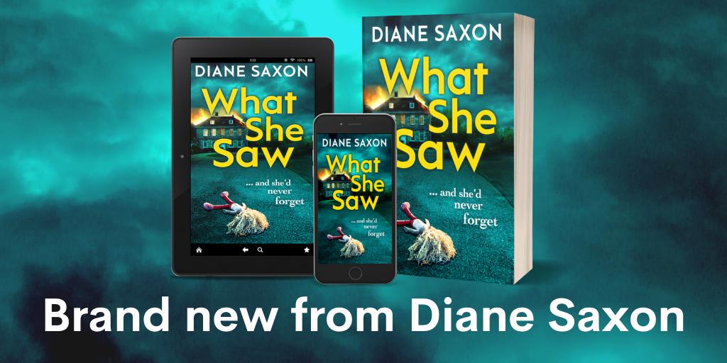 DS Jenna Morgan Series Pt.3: Inspiration, Writing and Research – Diane Saxon