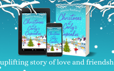 Carly's Cupcakes Publication Day Blog – Jessica Redland