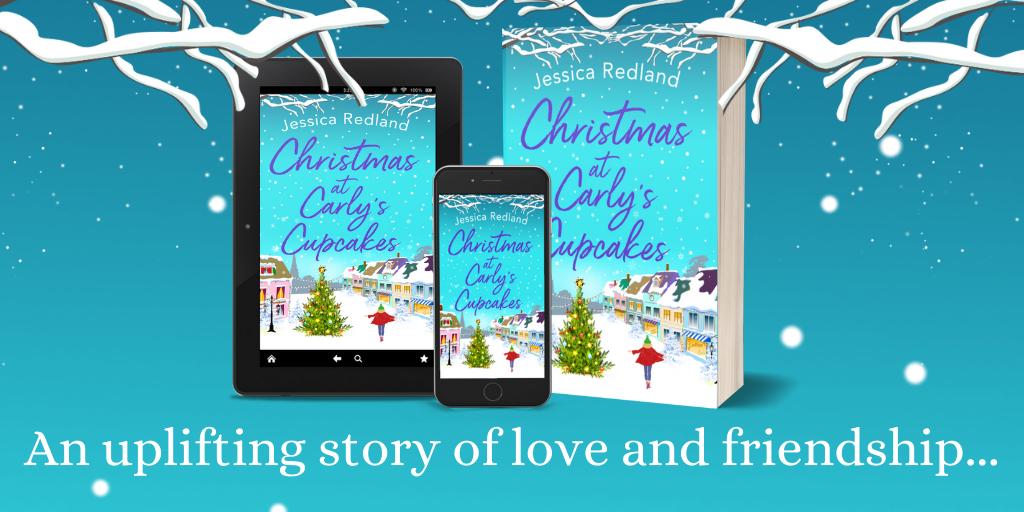 Carly's Cupcakes Publication Day Blog – Jessica Redland