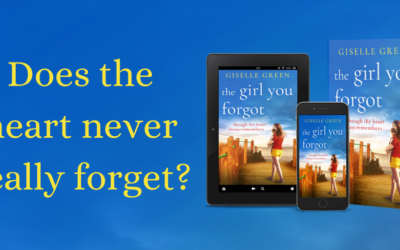 The Girl You Forgot Publication Day Blog – Giselle Green