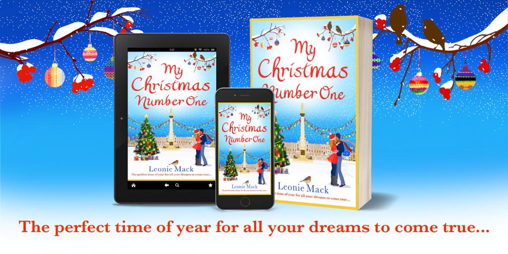 My Christmas Number One Blog – Leonie Mack