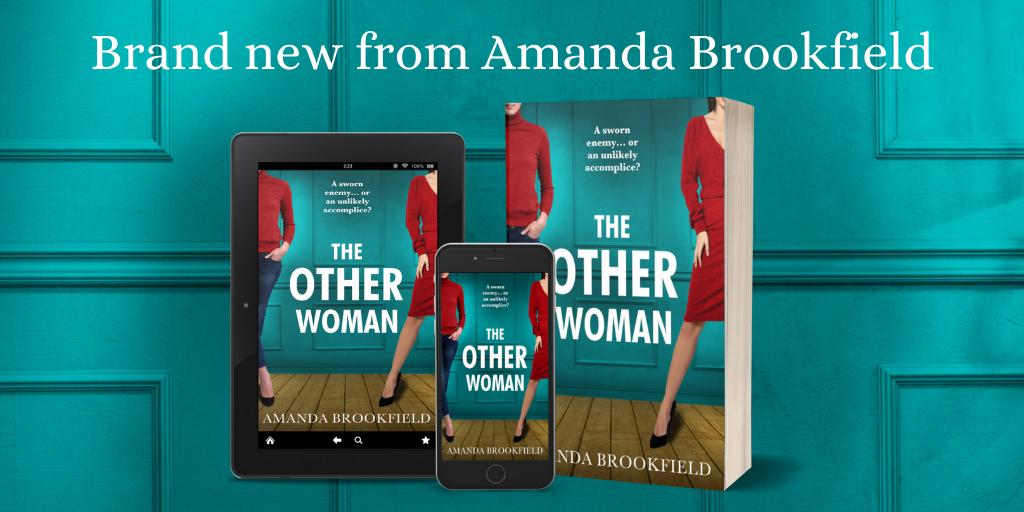 The Other Woman: Publication Day Blog – Amanda Brookfield
