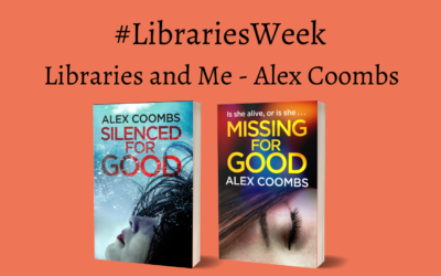 #Libraries Week Libraries and Me – Alex Coombs