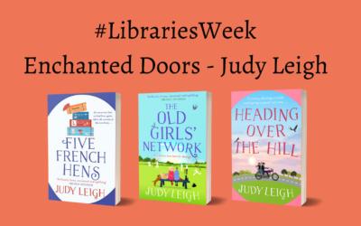 #LibrariesWeek Enchanted Doors – Judy Leigh
