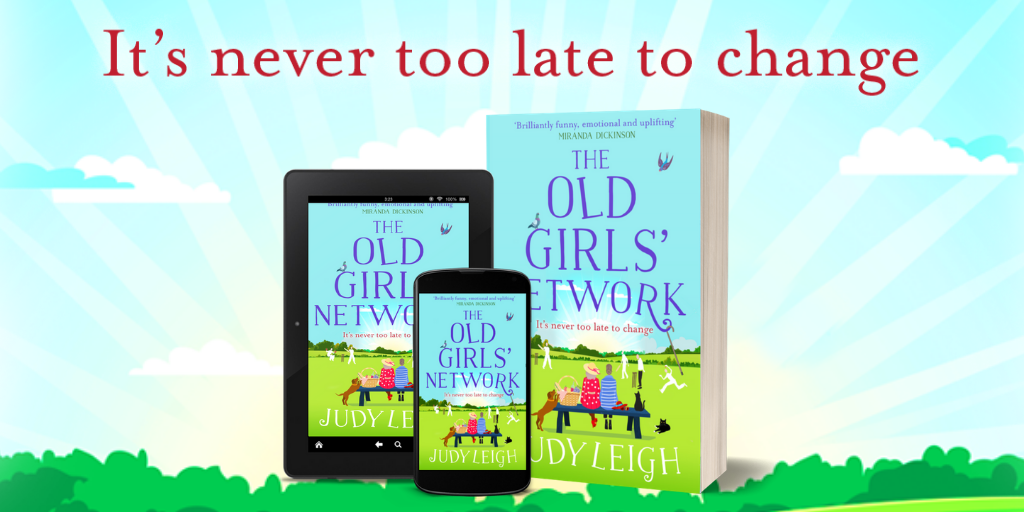 The Old Girls' Network: Casting my novel as a film – Judy Leigh