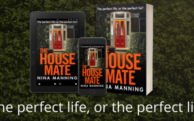 The House Mate: Publication Day Blog – Nina Manning