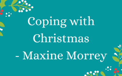 Coping with Christmas (without going crackers!) – Maxine Morrey