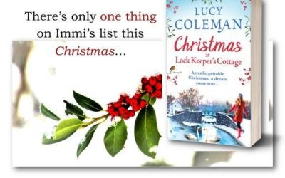 Getting in the Christmas Mood!  – Lucy Coleman