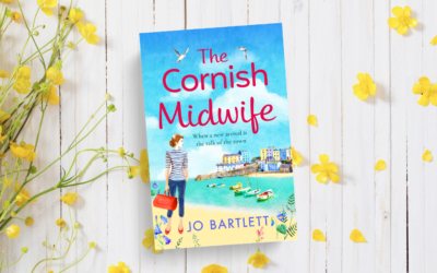 The inspiration behind The Cornish Midwife by Jo Bartlett