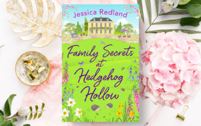 A little forgiveness can go a long way… Jessica Redland on Family Secrets at Hedgehog Hollow