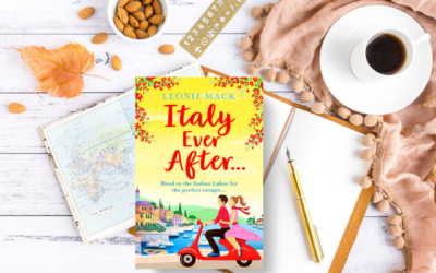The Romance of Italy by Leonie Mack