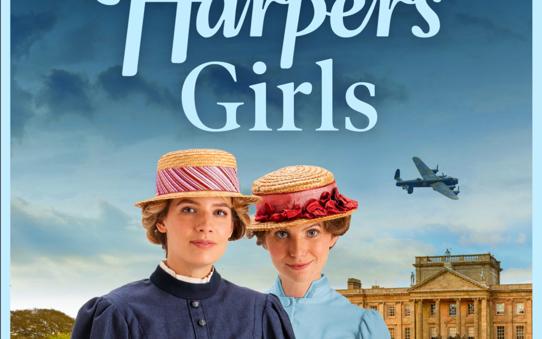 Wartime Blues for the Harpers Girls by Rosie Clarke